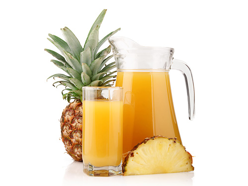 pineapple-juice-to treat constipation