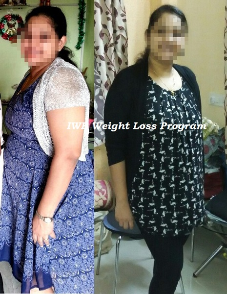 post pregnancy weight loss india