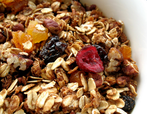 How healthy is granola 1