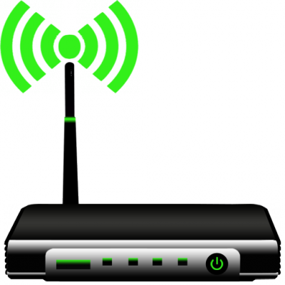 wifi router not harmful for health