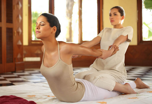 Thai massage- massages for complete relaxation