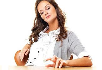 woman-fidgeting-How Fidgeting Helps You Lose Weight