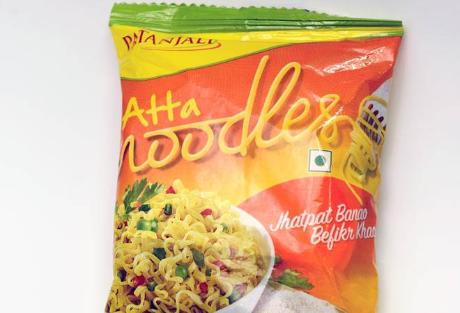 patanjali atta noodles review
