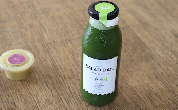 healthy juice, Salad Day