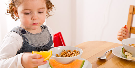 Healthy Eating Habits For Your Children