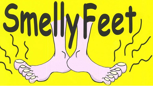 foot-odour, foot odour, smelly feet