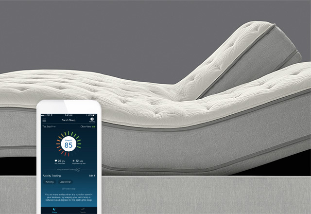 Sleepiq Technology To Monitor Sleep Indian Weight