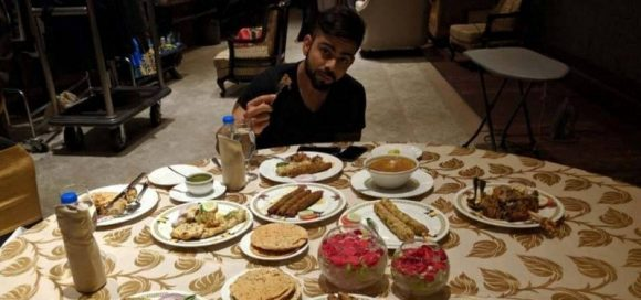 Virat Kohli's secret diet plan