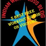 5 YouTube best workout videos.