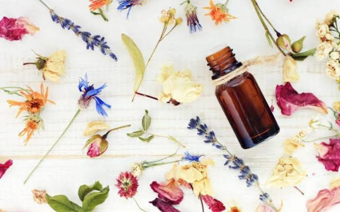 Aromatherapy in daily life