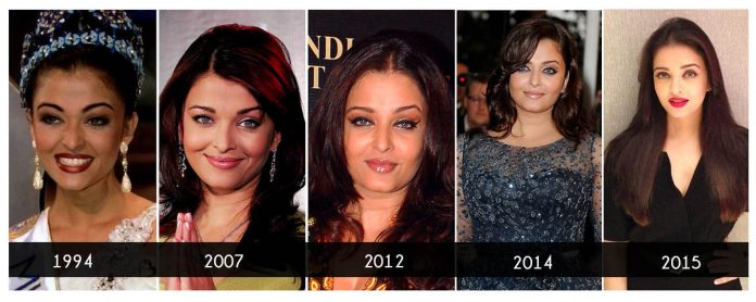 aishwarya weight loss journey