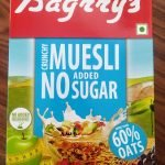 Bagrry's SugarFree Muesli Review