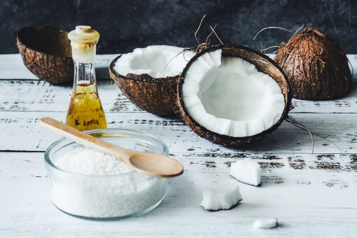 Coconut Oil for a heart healthy diet